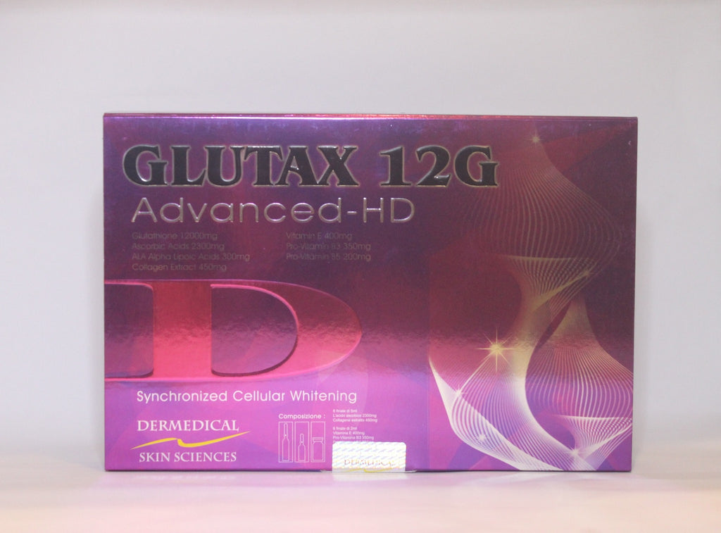 Glutax 12G Advanced-HD IV - Simple Mello