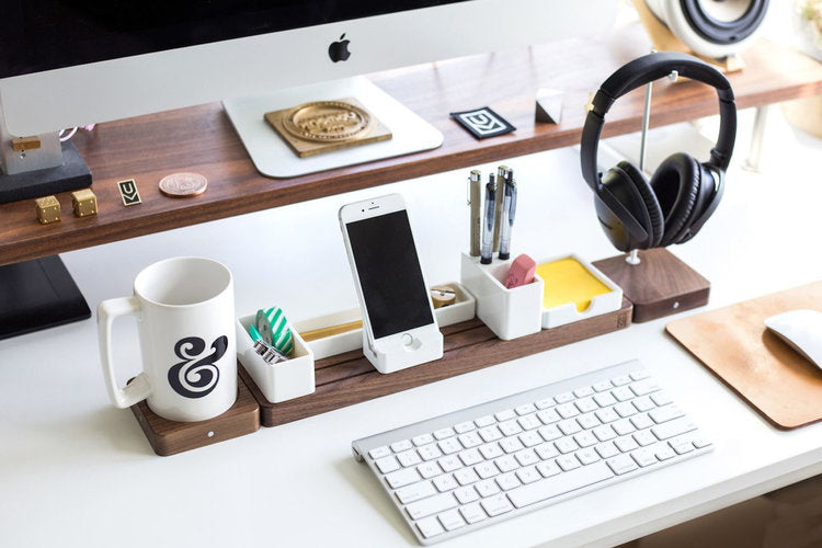 Gather - Modular Desk Organizer