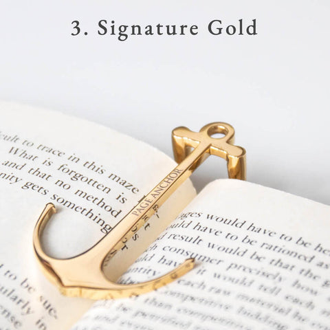 Page Anchor - Jewelry Book Holder