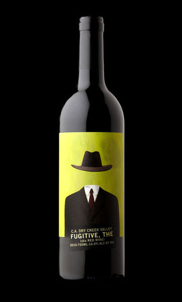 Wine Label Review-The Fugitive: Wino Shirt Club