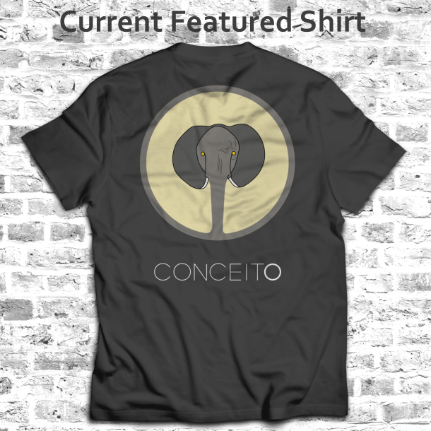 Conceito: Wino Shirt Club Featured Shirt