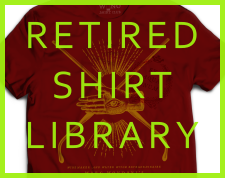 Check out the Retired Shirt Collection
