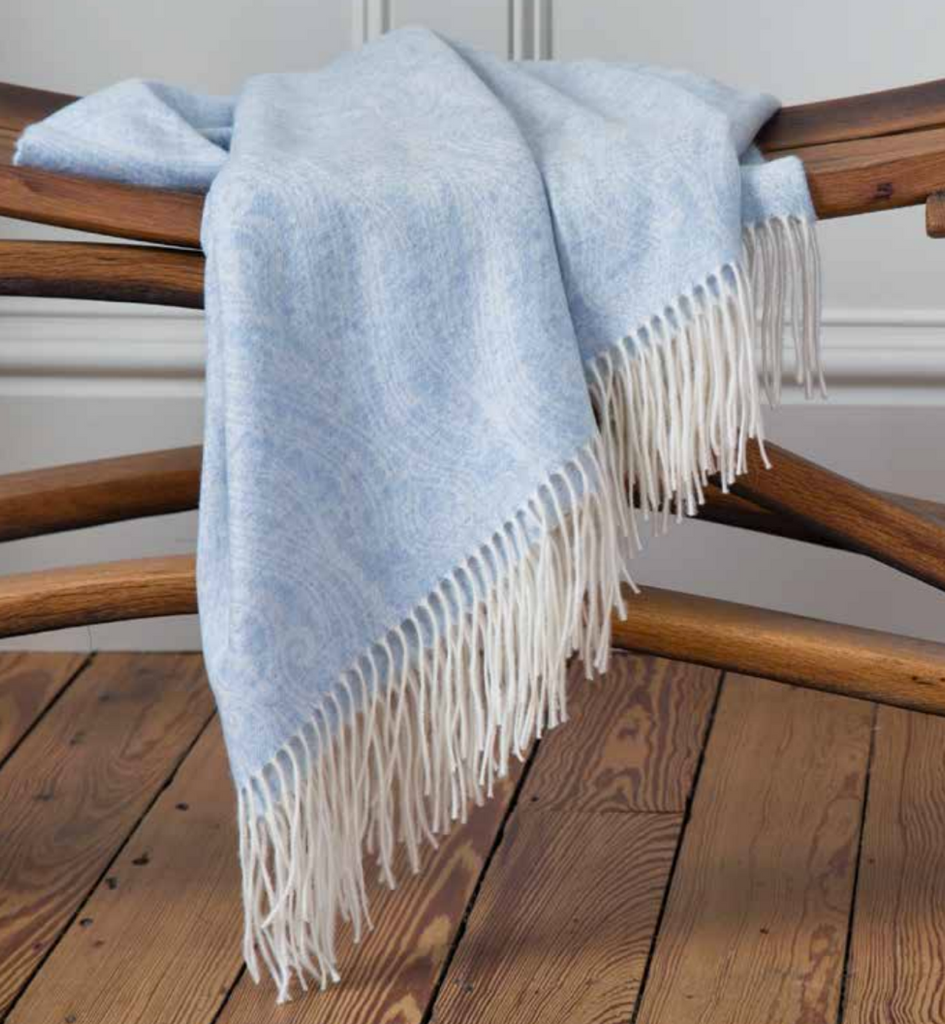 Johnstons of Elgin Cashmere Classic Throw