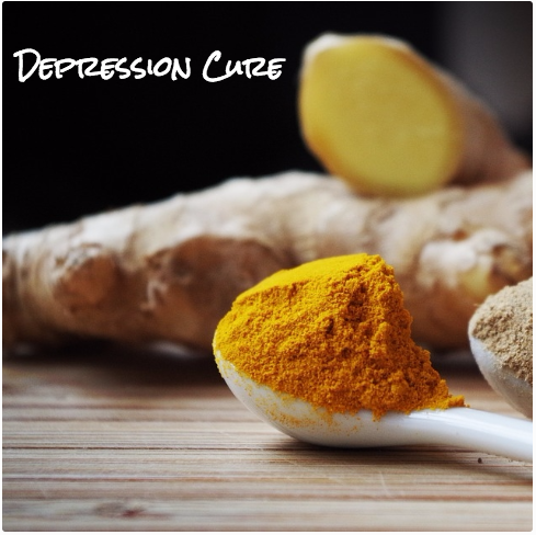 Boost Your Mood & Immune System :: Spicy Ginger-Turmeric Tisane