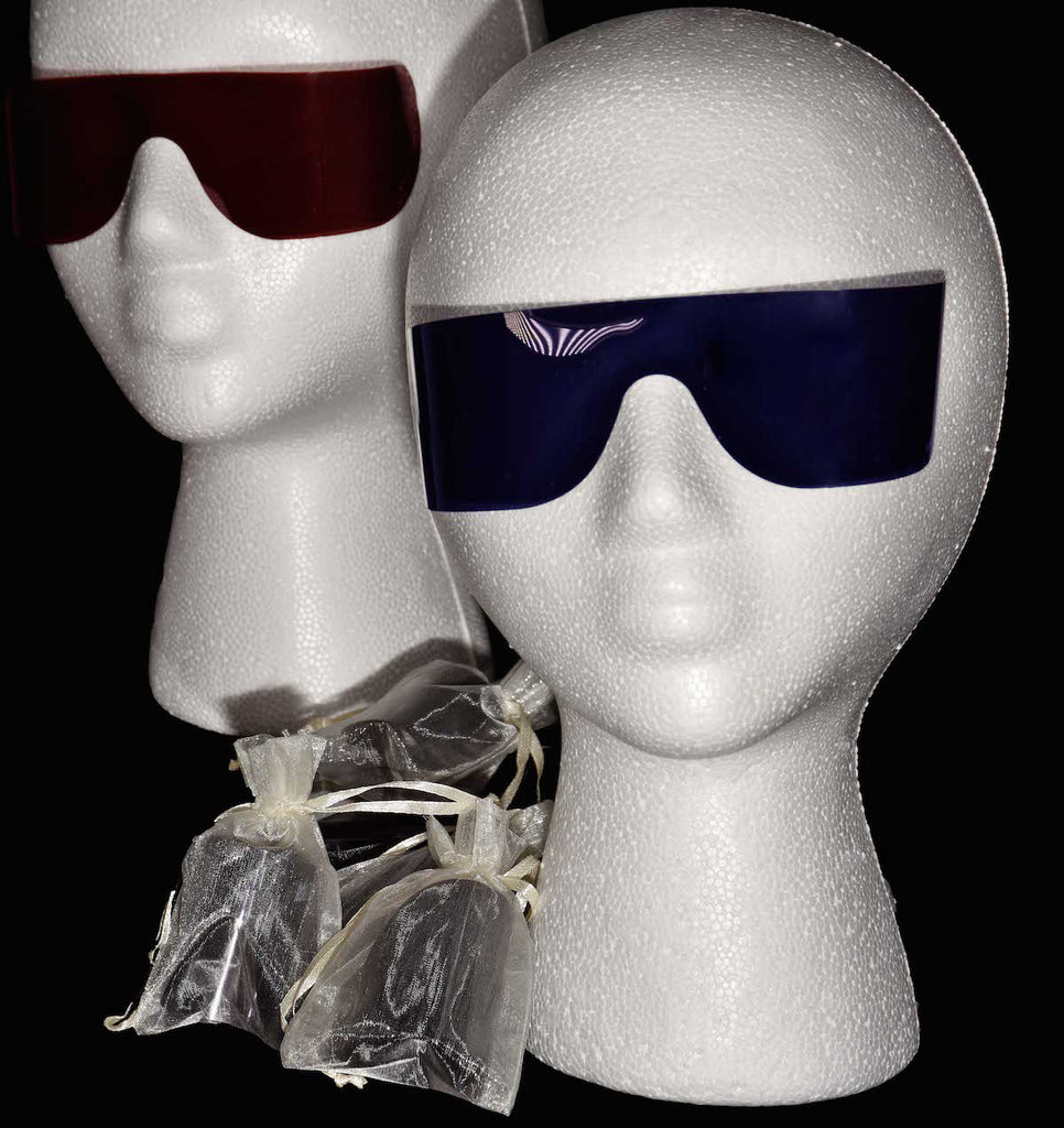 Shades 2 Go Eye Protection Blue Blockers