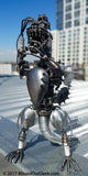 Dragon / Dinosaur Handmade Recycled Motorcycle Parts (Man Cave Gear)