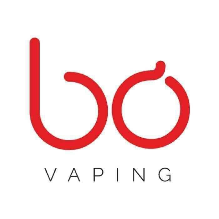 Bo Vape Kits & Bo Pods Logo - Vape Juices - East Coast Vape Distribution