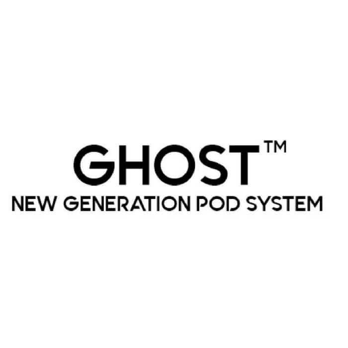 Ghost Hardware Logo - Vape Juices - East Coast Vape Distribution
