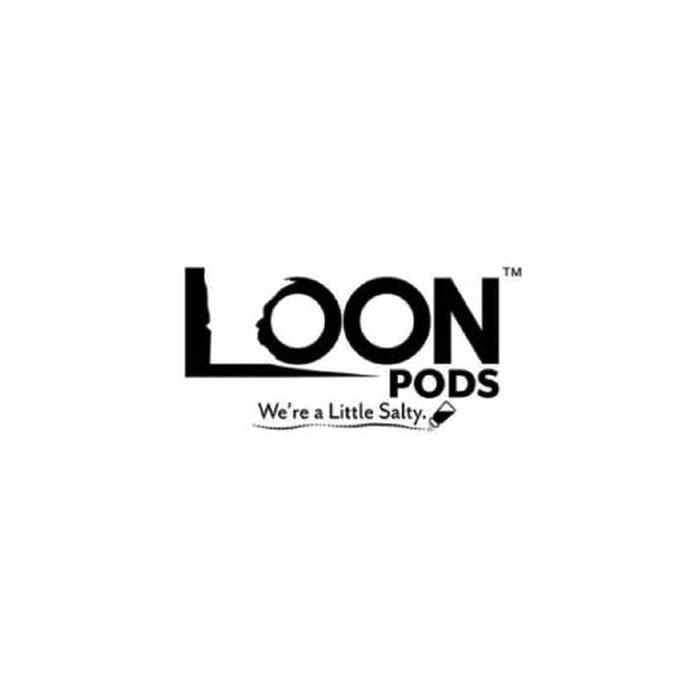 Loon Pods Logo - Vape Juices - East Coast Vape Distribution