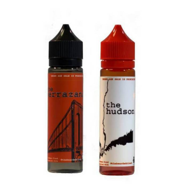 120ml Bridge and River Line Bundle by Caribbean Cloud Company eJuice - Cheap Vape Juice - East Coast Vape Distribution