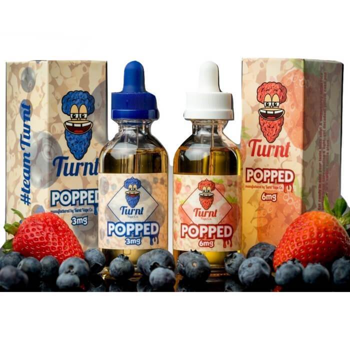 120ml Bundle by Turnt Vape Co. eJuice #1
