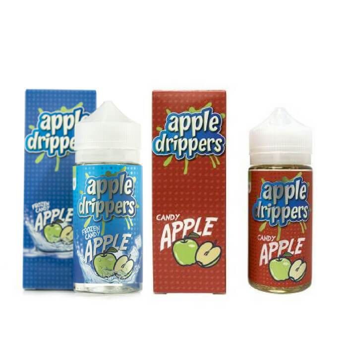 200ml Bundle by Apple Drippers E-Liquid