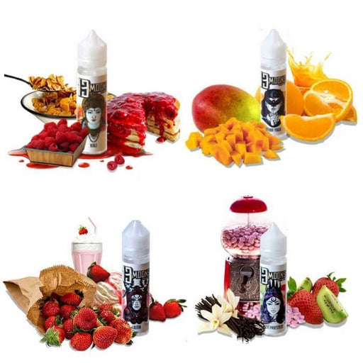 240ml Bundle by 13 Moons Vapor E-Liquid - Unavailable - Cheap Vape Juice - East Coast Vape Distribution