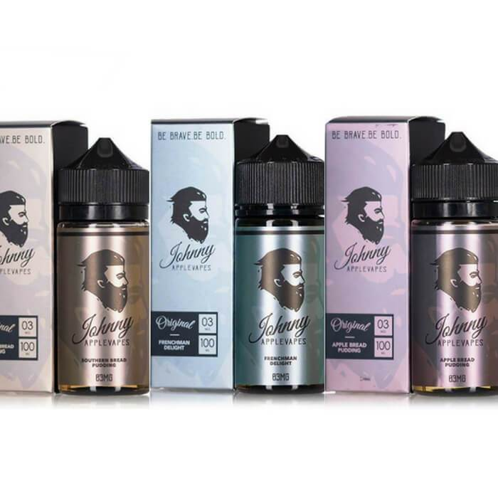 300ml Bundle by Johnny Applevapes E-Liquid - Cheap Vape Juice - East Coast Vape Distribution