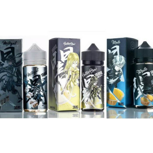 300ml Dessert Bundle by Yami Vapor E-Liquid - ECVD