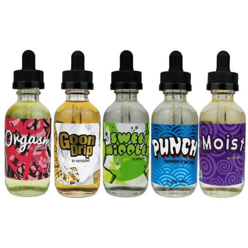 300ml OG Bundle by VapeGoons eJuice - Cheap Vape Juice - East Coast Vape Distribution