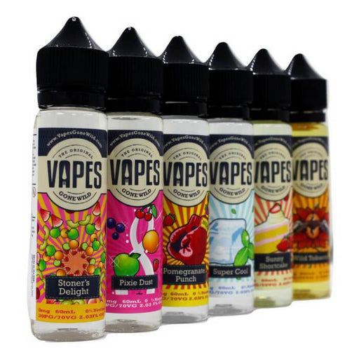 360ml Bundle by Vapes Gone Wild E-Liquid - Cheap Vape Juice - East Coast Vape Distribution