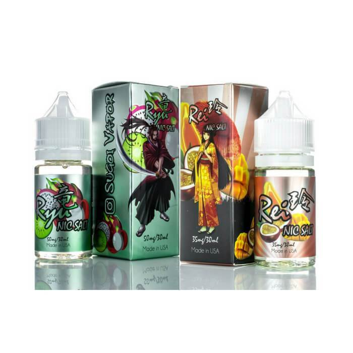 60ml Nicotine Salt Bundle by Sugoi Vapor E-Liquid - Cheap Vape Juice - East Coast Vape Distribution