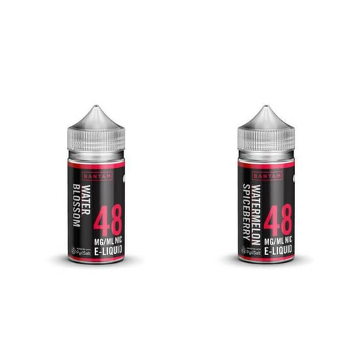 60ml Refreshing Nicotine Salt Bundle by Bantam E-Liquid - Cheap Vape Juice - East Coast Vape Distribution