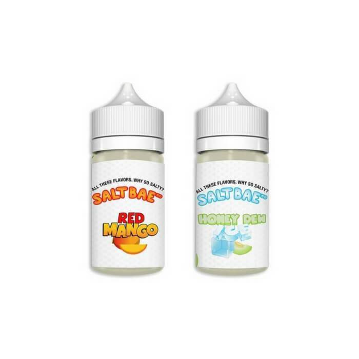 60ml Tropical Bundle by SaltBae50 E-Juice - Cheap Vape Juice - East Coast Vape Distribution