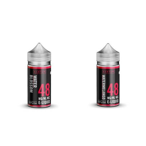 60ml Tropical Nicotine Salt Bundle by Bantam E-Liquid - Cheap Vape Juice - East Coast Vape Distribution