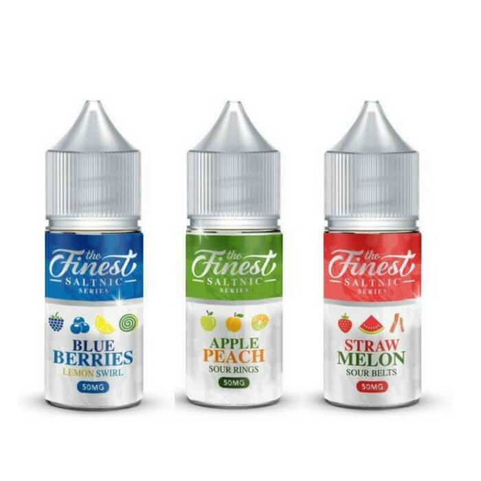 90ml Nicotine Salt Bundle by The Finest Salt Nic Series E-Liquid - Cheap Vape Juice - East Coast Vape Distribution