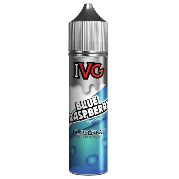 Blue Raspberry by IVG Premium E-Liquids