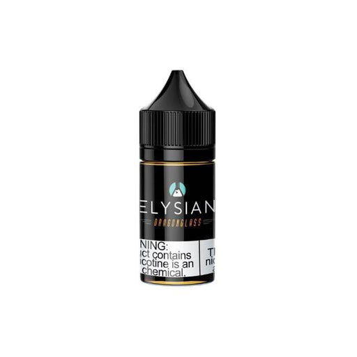 Dragonglass Nicotine Salt by Elysian Labs E-Liquid