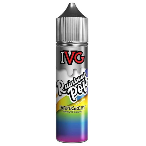 Rainbow Pop by IVG Premium E-Liquids