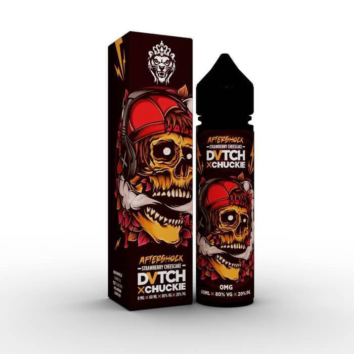 Aftershock by Dvtch X Chuckie E-Liquid