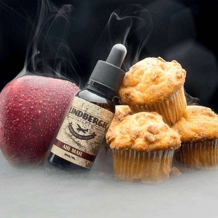 Air Mail by Lindbergh Vape Co eJuice #2