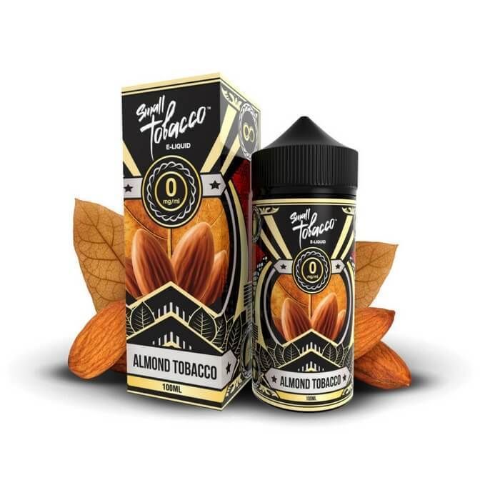 Almond Small Tobacco by One Hit Wonder E-Liquid - ECVD