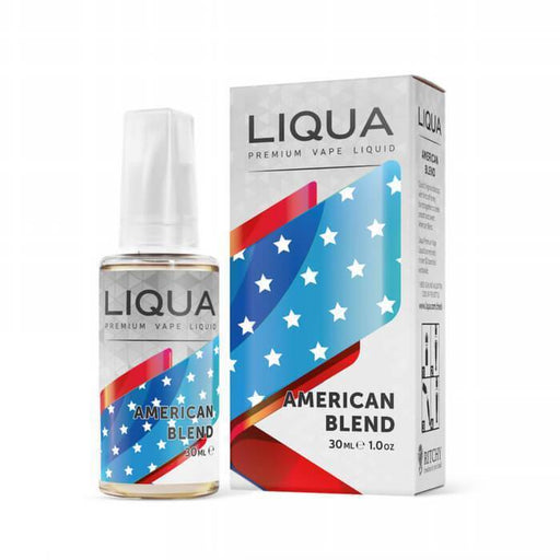 American Blend by Liqua Elements E-Liquid - Cheap Vape Juice - East Coast Vape Distribution
