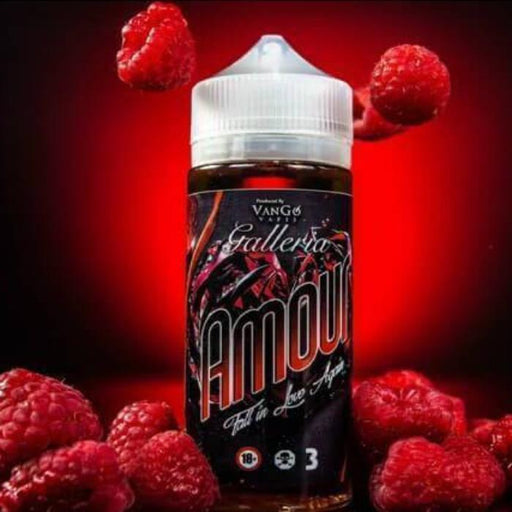 Amour by VanGo Vapes eJuice - Cheap Vape Juice - East Coast Vape Distribution