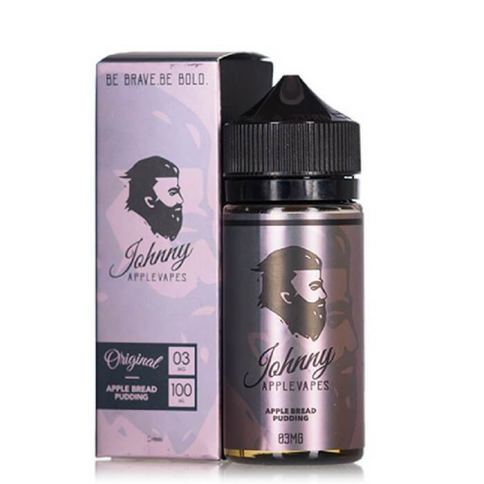 Apple Bread Pudding by Johnny Applevapes E-Liquid