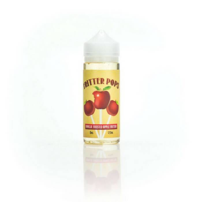 Apple Fritter by Fritter Pops eJuice - Cheap Vape Juice - East Coast Vape Distribution