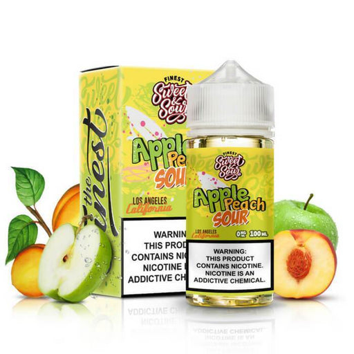 Apple Peach Sour Rings by Candy Shop by The Finest E-Liquid #1