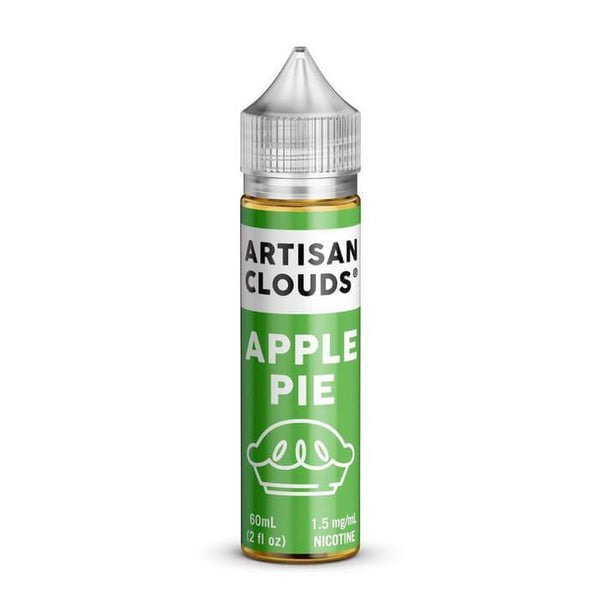 Apple Pie by Artisan Clouds eJuice - Cheap Vape Juice - East Coast Vape Distribution