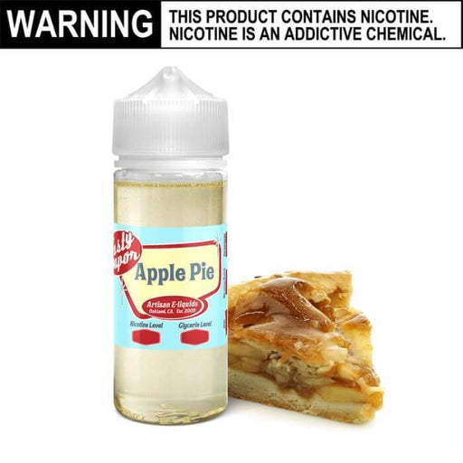 Apple Pie by Tasty Vapor E-Juice - Cheap Vape Juice - East Coast Vape Distribution