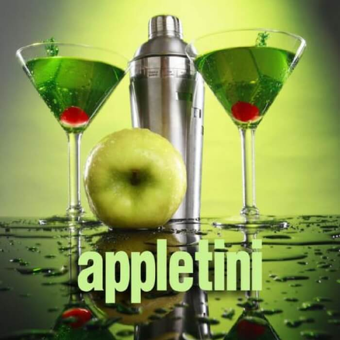 Appletini by Pink Spot Nicotine Salt E-Liquid #2