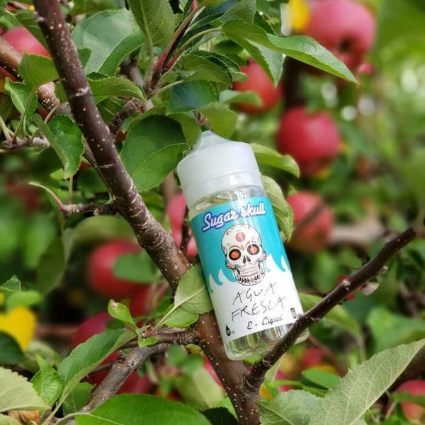 Aqua Fresca by Sugar Skull eLiquid - Cheap Vape Juice - East Coast Vape Distribution