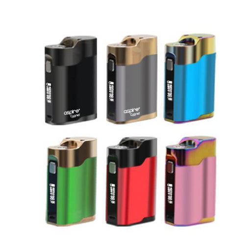 Aspire Cygnet 80W Mod - Cheap Vape Juice - East Coast Vape Distribution
