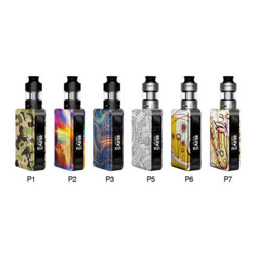Aspire Puxos 100W Mod Kit - Cheap Vape Juice - East Coast Vape Distribution