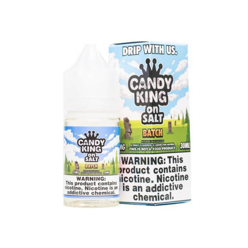 Batch Nicotine Salt by Candy King On Salt eJuice - Cheap Vape Juice - East Coast Vape Distribution