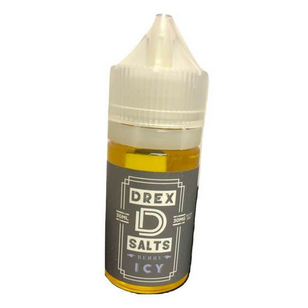 Berry Icy by Just Chilling Nicotine Salt E-Liquid - Cheap Vape Juice - East Coast Vape Distribution