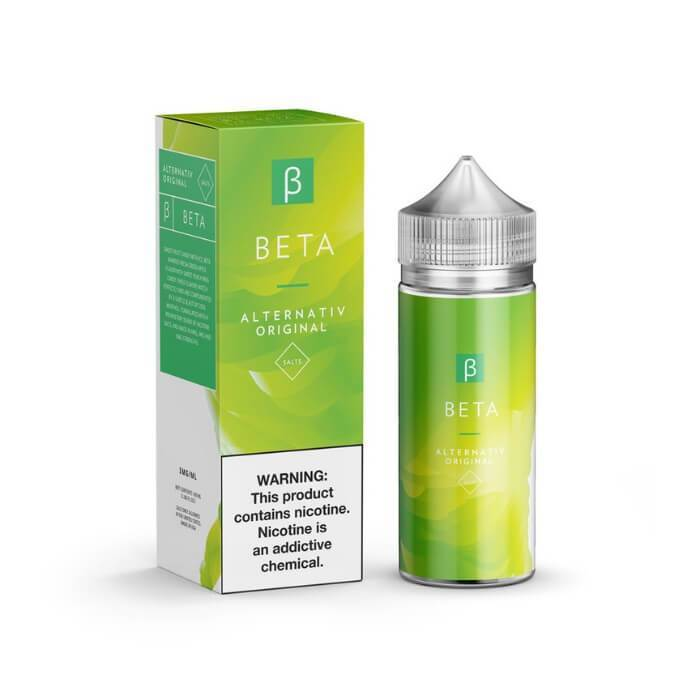 Beta by Alternativ E-Liquid - Cheap Vape Juice - East Coast Vape Distribution