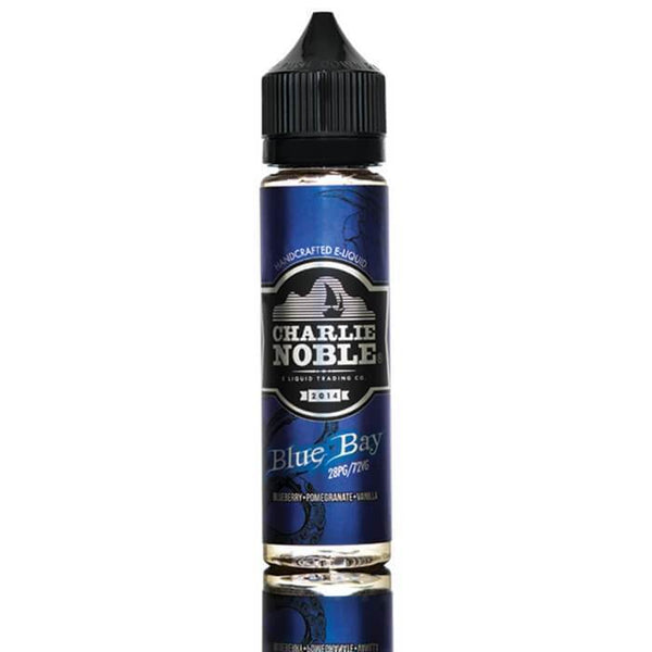 Blue Bay by Charlie Noble E-Liquid - Cheap Vape Juice - East Coast Vape Distribution