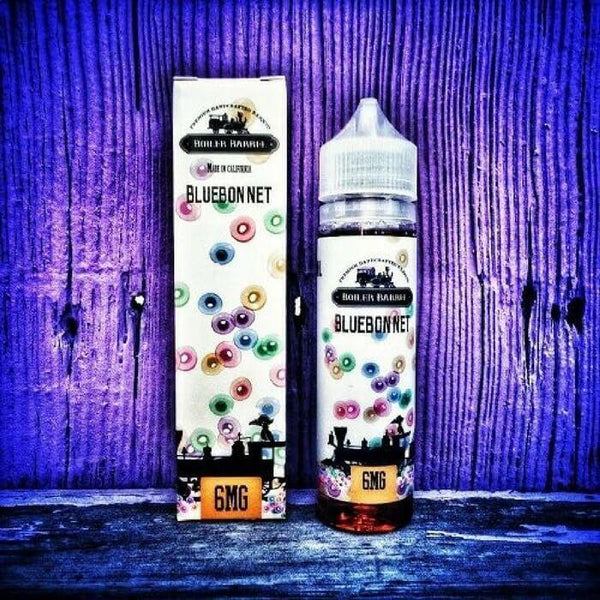 Bluebonnet by Boiler Barrel E-Liquid - Cheap Vape Juice - East Coast Vape Distribution