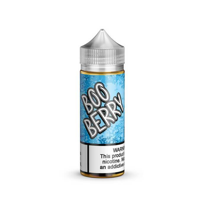 Boo Berry by BIGFinDEAL E-Liquid - Cheap Vape Juice - East Coast Vape Distribution