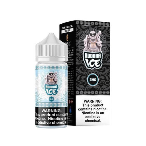 Buddha Ice by VR (VapeRite) Labs E-Liquid - Cheap Vape Juice - East Coast Vape Distribution